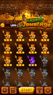 Legacy of Jewel Age: Empire puzzle 2