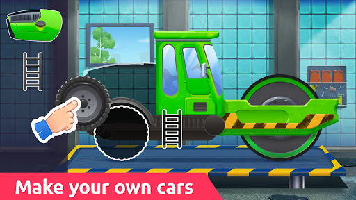 Build a House with Building Trucks! Games for Kids  screenshots 7