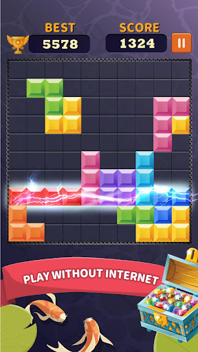 Block Puzzle Blossom 1010 - Classic Puzzle Game 1.5.2 screenshots 3