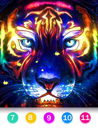 Color by Number - Happy Paint 2.3.6 screenshots 19