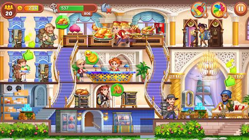 Hotel Fever: Grand Hotel Tycoon Story  screenshots 21