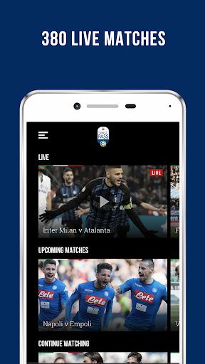 Serie A Pass 3.9.2 Screenshots 3
