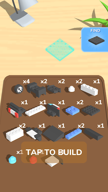 Construction Set - Satisfying Constructor Game Android App Screenshot