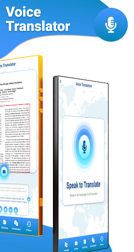 Instant All language translator &voice translation apktram screenshots 5