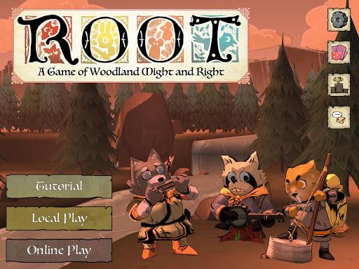 Root Board Game goodtube screenshots 11