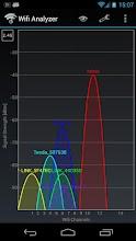 Wifi Analyzer screenshot thumbnail