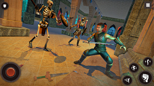 Prince Assassin of Persia 3D : Creed Ninja Hunter 1.9 screenshots 4