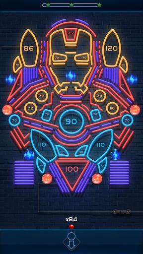 Neon n Balls 9.6 screenshots 1