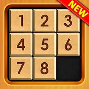 Number Puzzle - Classic Slide Puzzle - Num Riddle