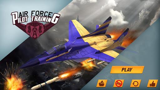 Jet Fighter Pilot Simulator  screenshots 9