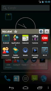 Folder Organizer Screenshot
