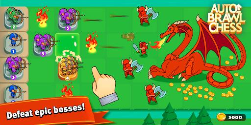 Auto Brawl Chess: Battle Royale  screenshots 6