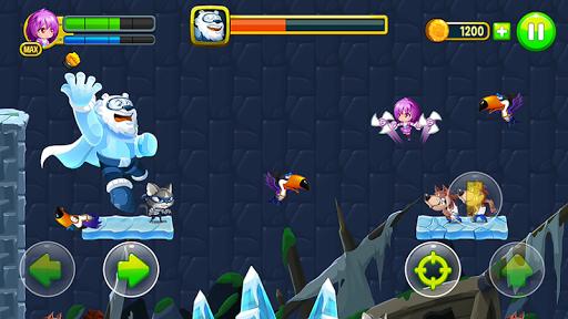 hero wars super legend stick fight screenshot 2
