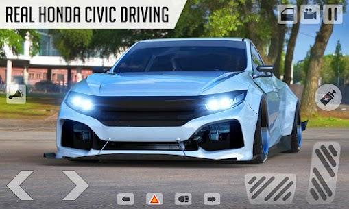 Drifting Car Simulator Civic – Real Car Drifting Mod Apk 1.28 (Free Shopping) 3
