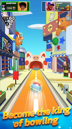 bowling club™  -  free 3d bowling sports game screenshot 3