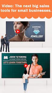 Marketing Video Maker, Slideshow Creator, Ad Maker MOD (Pro) 2