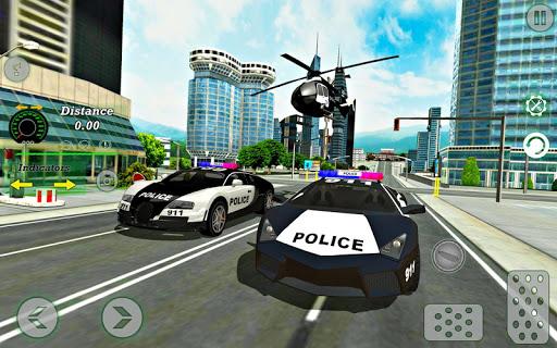 cop driver - police car simulator screenshot 2