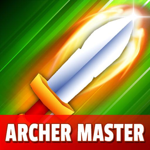 Dashero: Archer & Sword Master (Offline Arcade 3D)