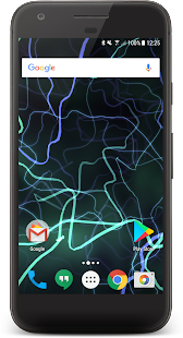 Spirly - Live Wallpaper