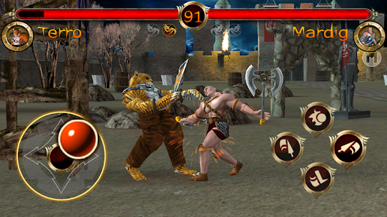Free Terra Fighter – The fighting Games Apk Download 2021 5