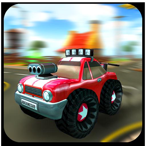 Cartoon Hot Racer 3D Premium