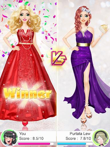 Model Fashion Stylist: Dress Up Games 0.19 screenshots 5