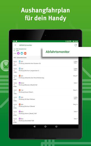 VRR-App - Fahrplanauskunft 5.54.17317 Screenshots 10