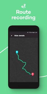 Upbike: Bike computer & Biking tracker for cycling
