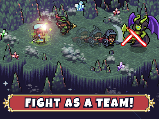 Cave Heroes: Idle Dungeon Crawler modavailable screenshots 7