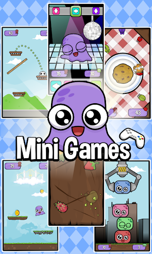 Moy 2 ud83dudc19 Virtual Pet Game  Screenshots 12