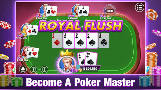 Texas Holdem Poker Offline Free Texas Poker Games App Store Data Revenue Download Estimates On Play Store