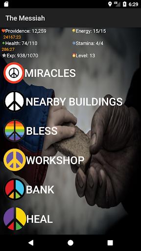 Code Triche The Messiah APK MOD (Astuce) screenshots 1