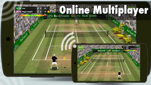 Tennis Champion 3D - Online Sports Game APK MOD – Monnaie Illimitées (Astuce) screenshots hack proof 2