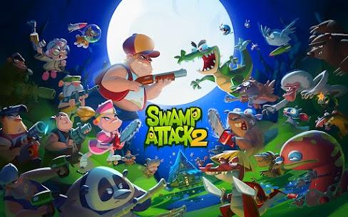 Swamp Attack 2 MOD APK 1.0.11.11 (Unlimited Money) 12
