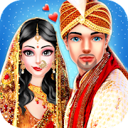 Indian Girl Royal Wedding - Arranged Marriage