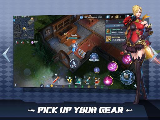 Survival Heroes - MOBA Battle Royale 2.3.1 screenshots 9