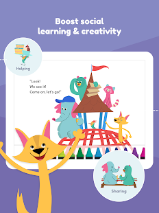 Khan Academy Kids: Free educational games & books Screenshot