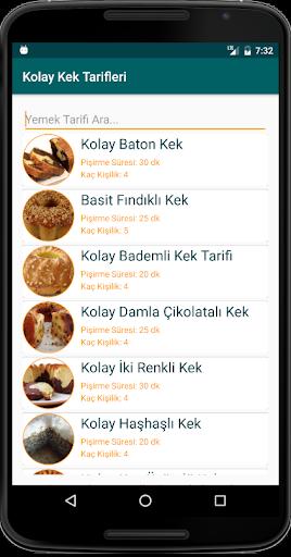 u0130nternetsiz Kek Tarifleri 1.11 Screenshots 1
