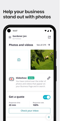 Yelp for Business: Connect with local customers android2mod screenshots 3