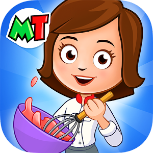 My Town : Bakery  Cooking &amp Baking Game for Kids