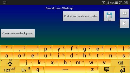 Jbak2 keyboard. Constructor. 2.33.17 Screenshots 6