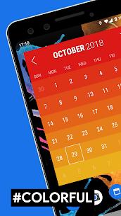 Month Calendar Widget v4.1.210413 [Premium] [Mod Extra] 4