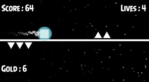 line runner : space screenshot 3