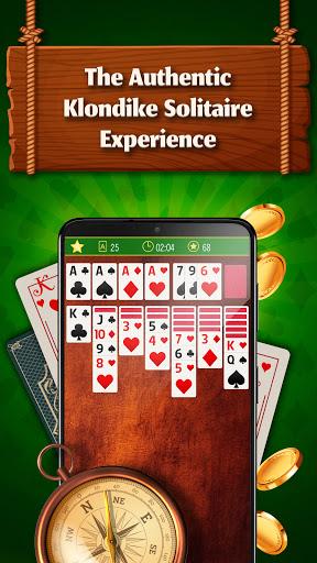 Klondike Solitaire - Classic Card Game  updownapk 1