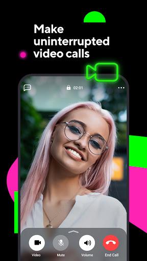 ICQ New Messenger App: Video Calls & Chat Rooms 9.21(824744) screenshots 3