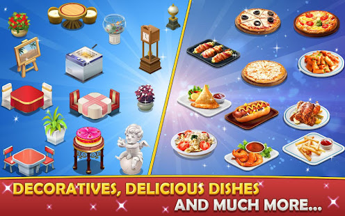 Cafe Tycoon u2013 Cooking & Restaurant Simulation game 4.6 Screenshots 3