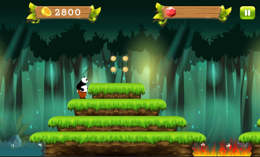 Forest Panda Run 1.2.6.7 screenshots 20