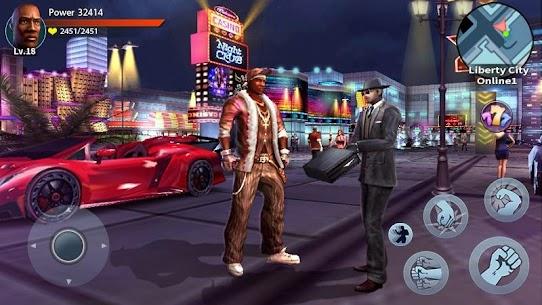 Baixar Auto Theft Gangsters MOD APK 1.19 (Moedas infinitas, sempre crítico, habilidades sem esfriar) 3