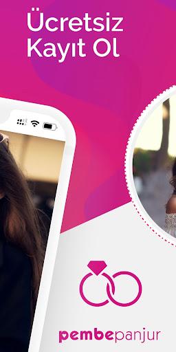 Dating and Chat for Turkish Singles - Pembepanjur  Screenshots 2