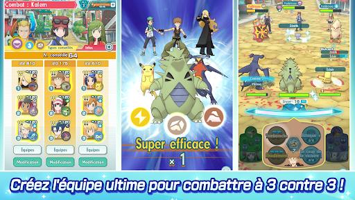 Pokémon Masters EX APK MOD screenshots 5